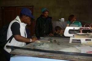 Die Dennekarwedren Honneur is vir die eerste keer in S.A by die kamporee aangebied