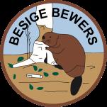 Besige Bewer Logo Rond V 4cm