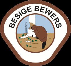 Besige Bewer Logo V 6cm