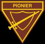 Pionier Logo 4cm