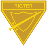 Rigter Logo 4cm