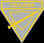 Touleier Logo 4cm