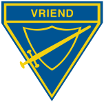 Vriend Logo 4cm