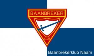 Baanbreker Vlag Naam